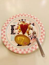 開設ケーキ - コピー